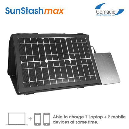 SunStash MAX 15W Solar Charger