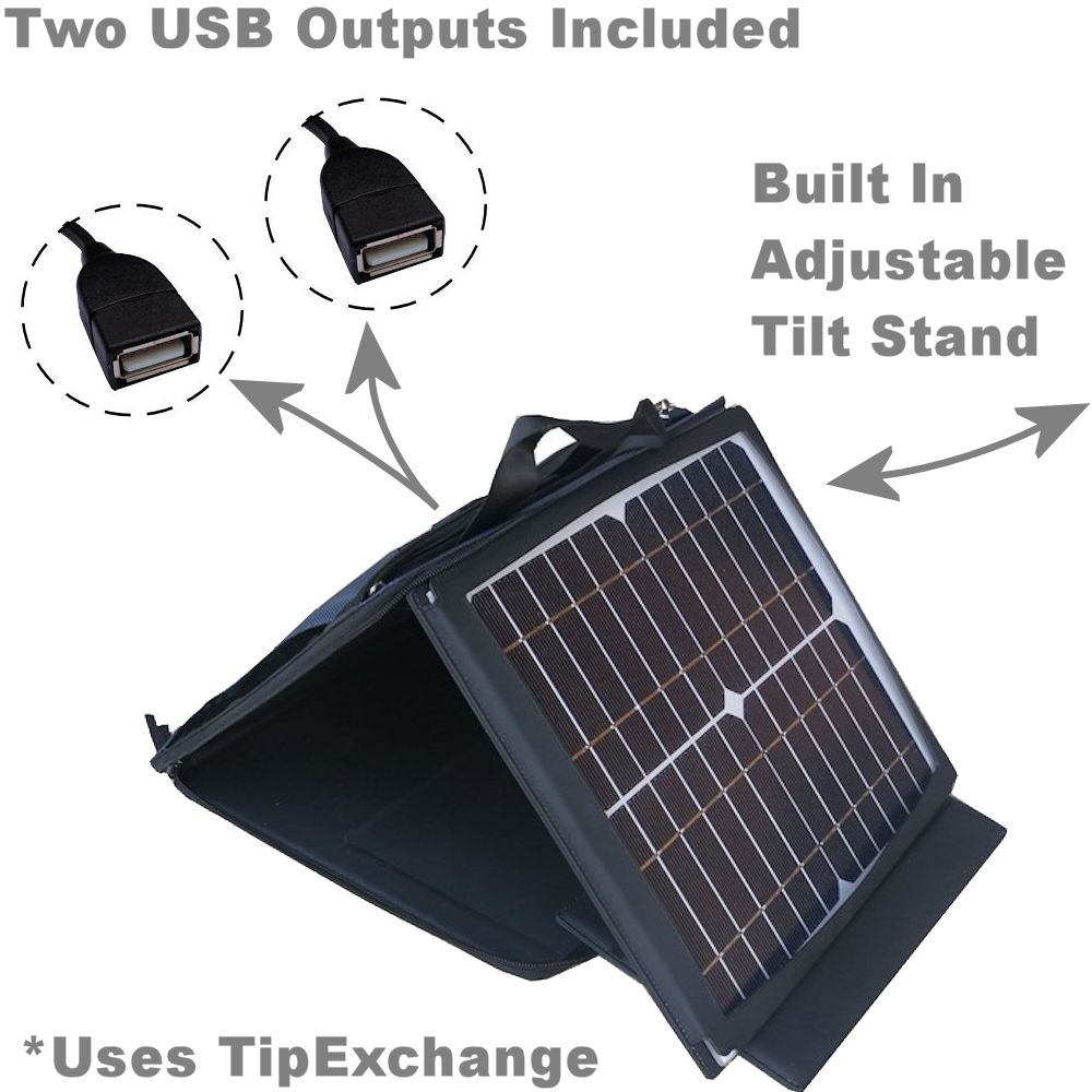 SunCacheMAX 15W Solar Charger