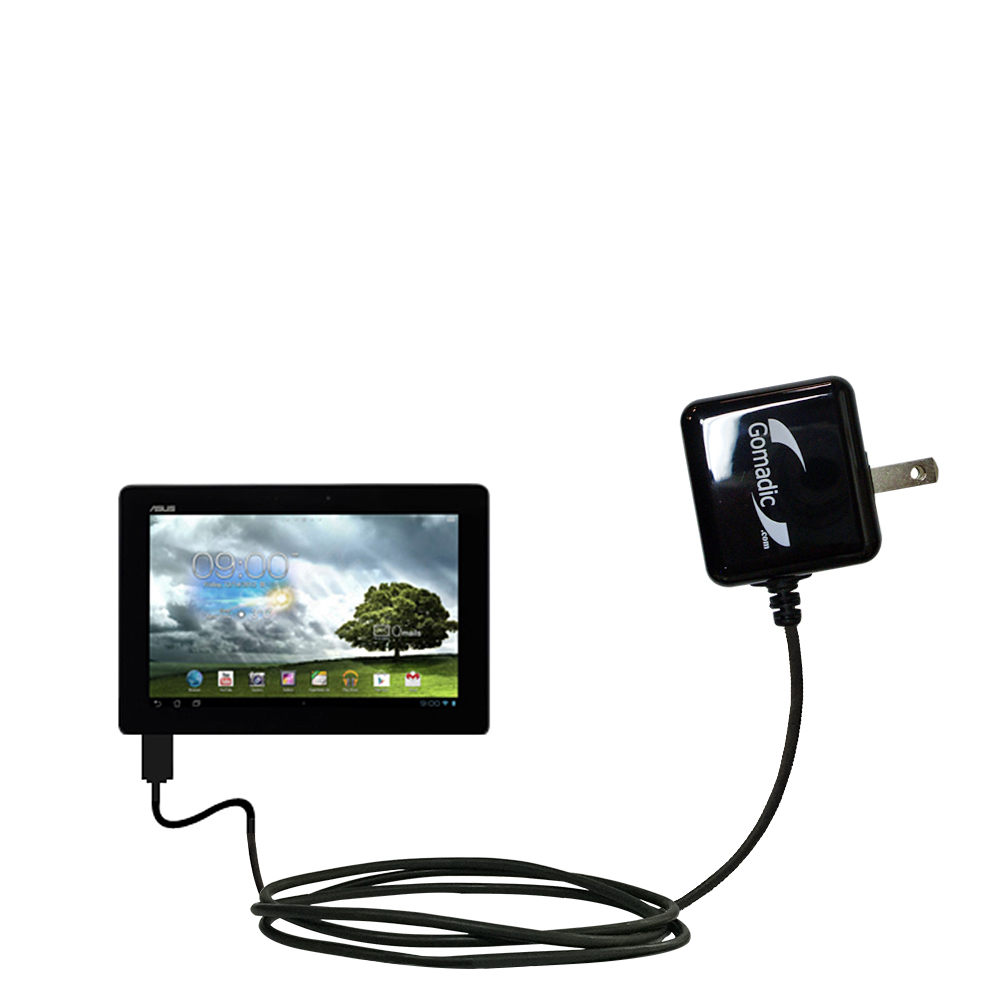 Wall Charger compatible with the Asus MeMo Pad Smart 10