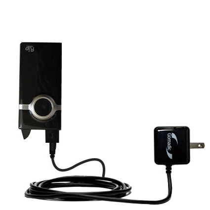 Wall Charger compatible with the Pure Digital Flip Video MinoHD