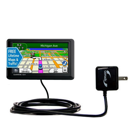 Wall Charger compatible with the Garmin nuvi 1490LMT 1490T