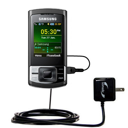 Wall Charger compatible with the Samsung GT-C3050
