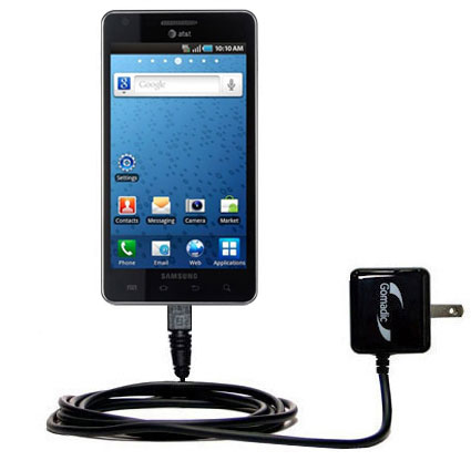 Wall Charger compatible with the Samsung Infuse 4G