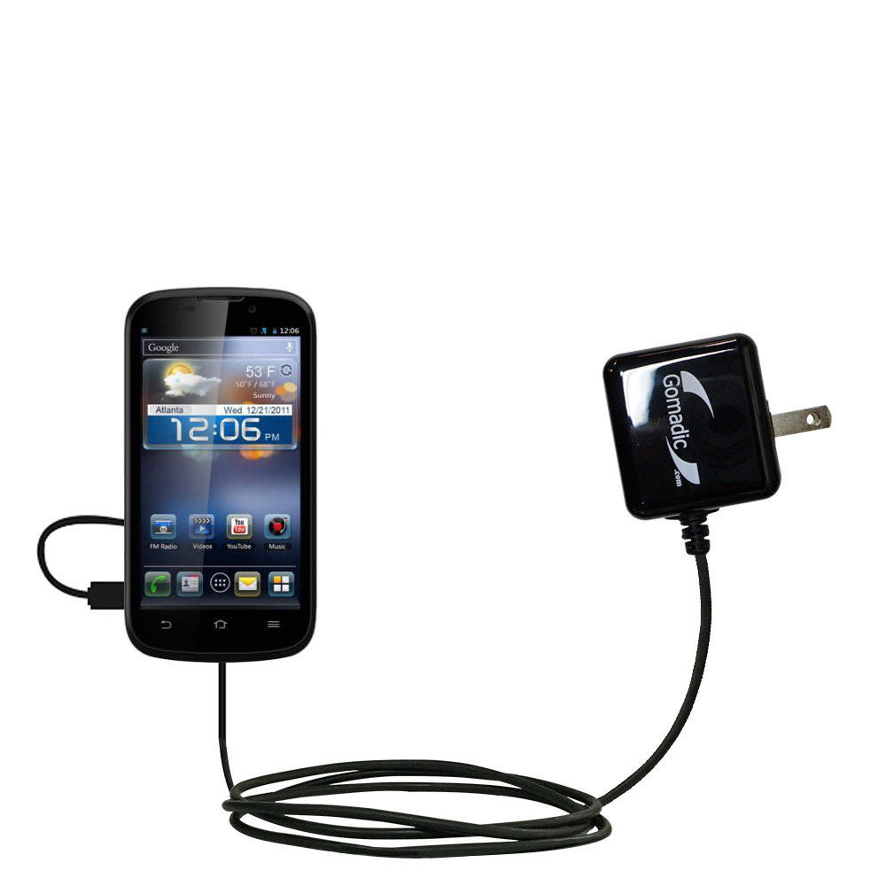 Wall Charger compatible with the ZTE Awe