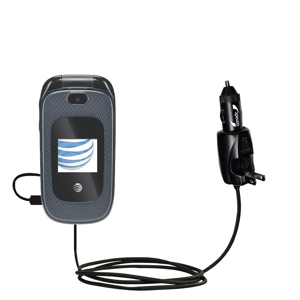 zte z222 car charger then