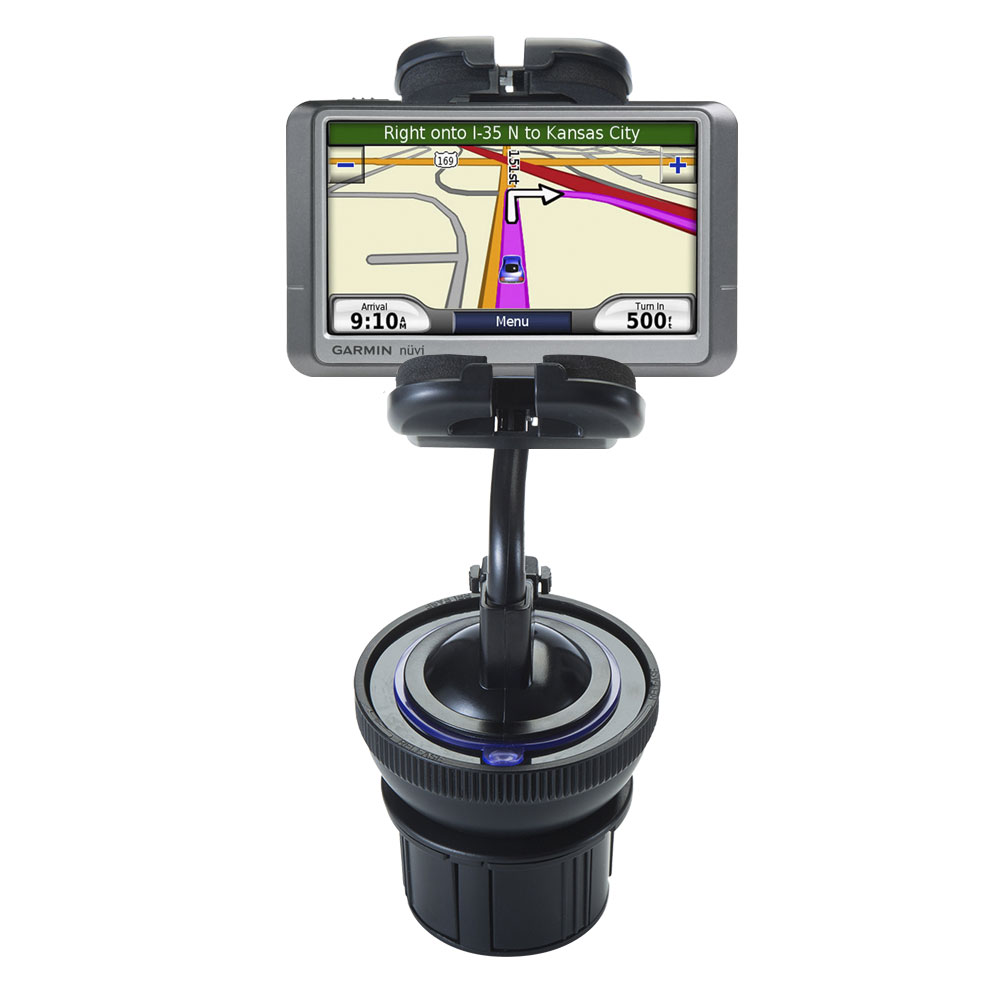 Cup Holder compatible with the Garmin Nuvi 250 250W 250WT