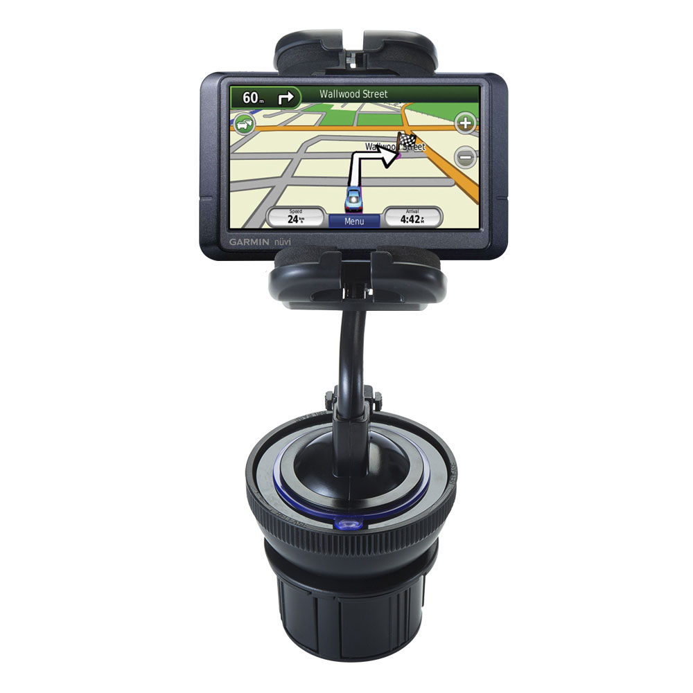 Cup Holder compatible with the Garmin Nuvi 255