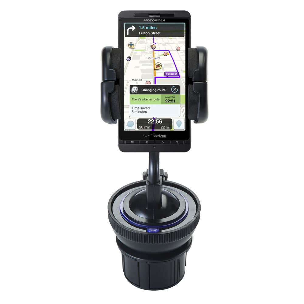 ... Windshield Dual Purpose Mounting System for Motorola Droid X
