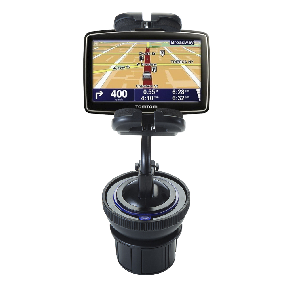 Car / Truck Vehicle Holder Mounting System for TomTom XXL 550 Includes Unique Flexible ...