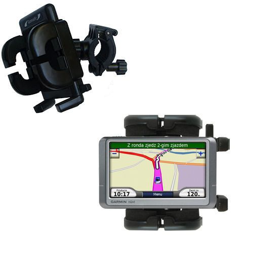 Handlebar Holder compatible with the Garmin Nuvi 250 250W 250WT