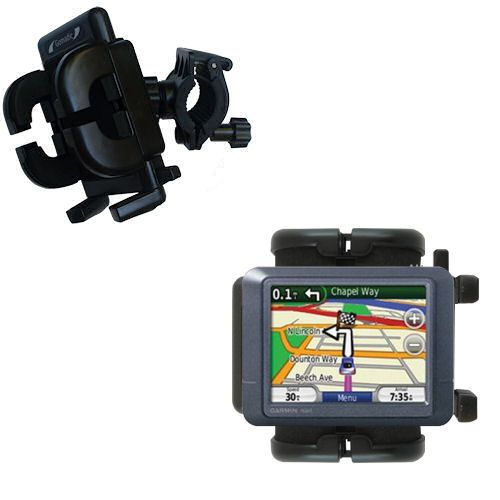 Handlebar Holder compatible with the Garmin Nuvi 255