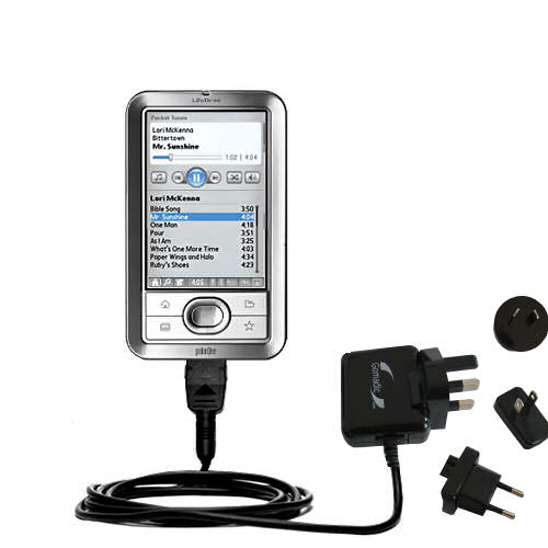 International Wall Charger compatible with the Palm LifeDrive