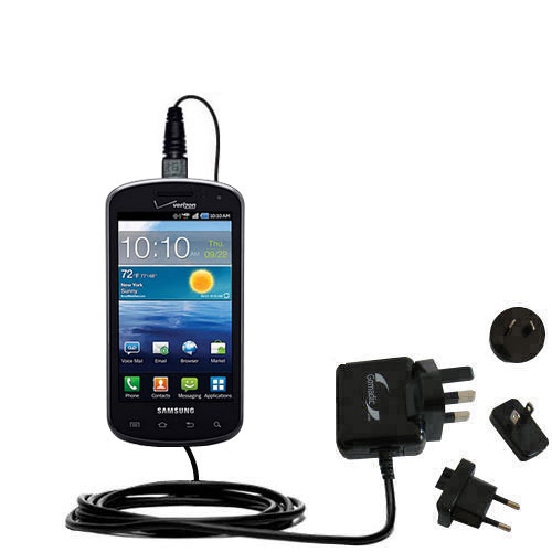 International Wall Charger compatible with the Samsung Stratosphere
