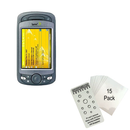 Screen Protector compatible with the Sprint PPC-6800
