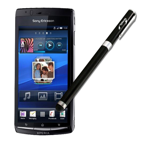 Sony Ericsson LT15i compatible Precision Tip Capacitive Stylus with Ink Pen