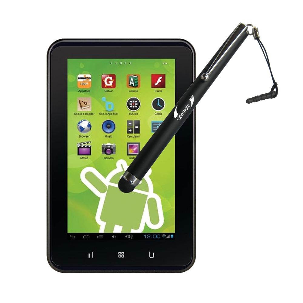 Zeki 7 Tablet TB782B compatible Precision Tip Capacitive Stylus Pen