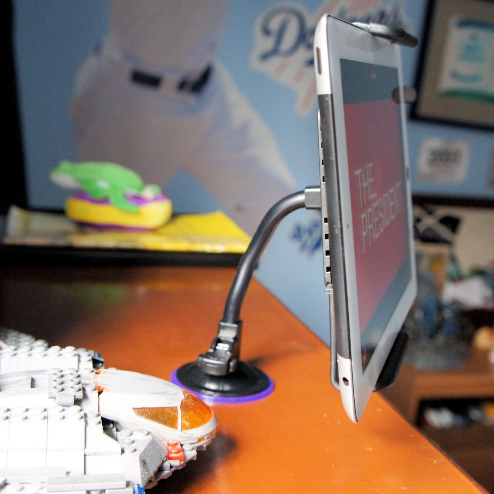 Tablet Suction Holder