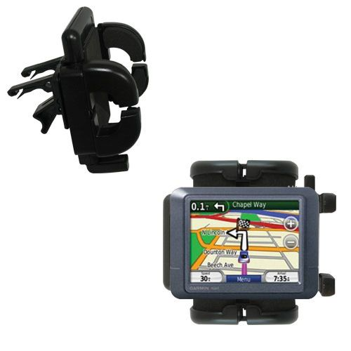 Vent Swivel Car Auto Holder Mount compatible with the Garmin Nuvi 255