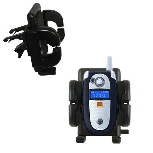 Vent Swivel Car Auto Holder Mount compatible with the Motorola V545