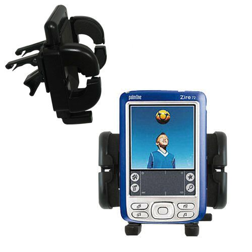 Vent Swivel Car Auto Holder Mount compatible with the Palm palm Zire 72s