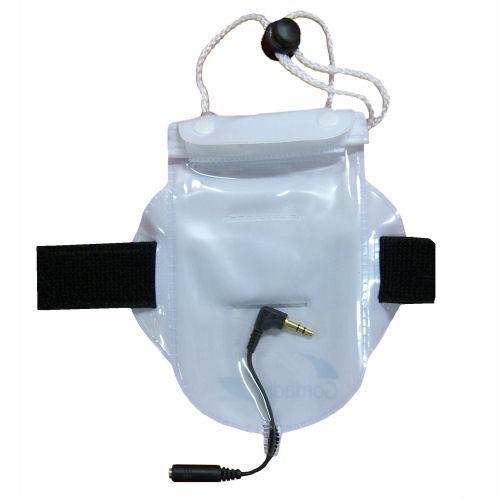 Workout Waterproof Sandproof Dustproof Bag Accessories suitable for the Creative Jukebox Zen NX