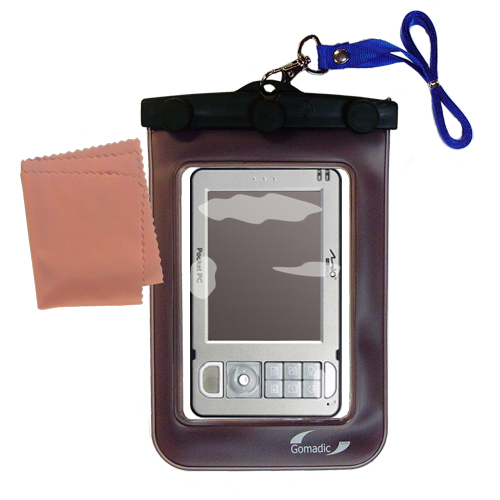 Waterproof Case compatible with the Mio 169 to use underwater