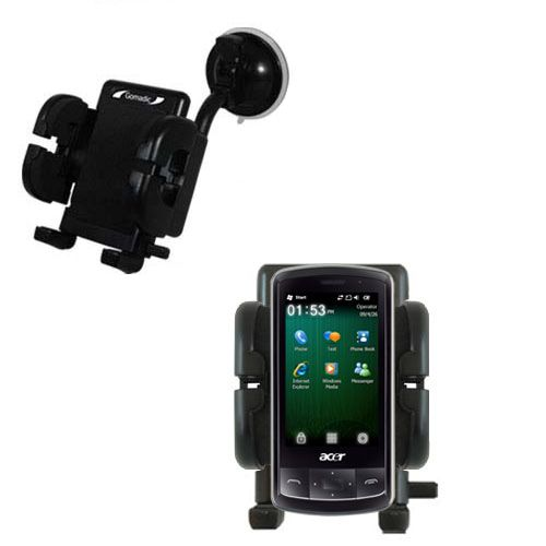 Windshield Holder compatible with the Acer beTouch E200 E210