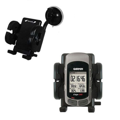 Windshield Holder compatible with the Garmin Edge 305