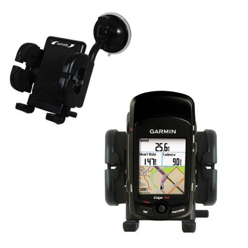 Windshield Holder compatible with the Garmin Edge 705
