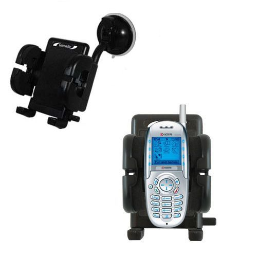 Windshield Holder compatible with the Kyocera 3225