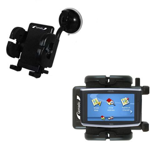 Windshield Holder compatible with the Magellan Maestro 3200