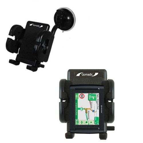 Windshield Holder compatible with the Navman F35