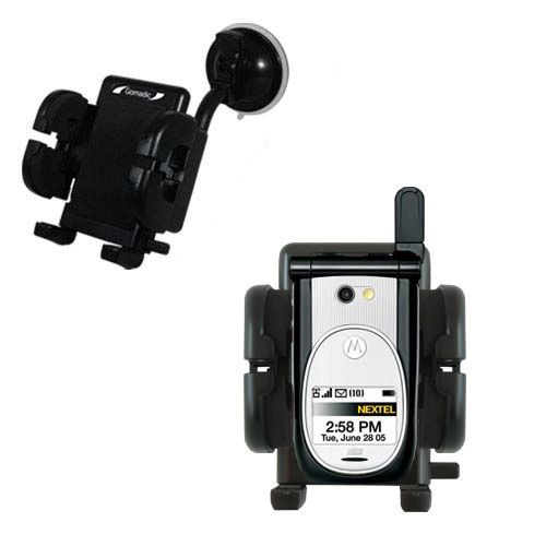 Windshield Holder compatible with the Nextel i920 i930