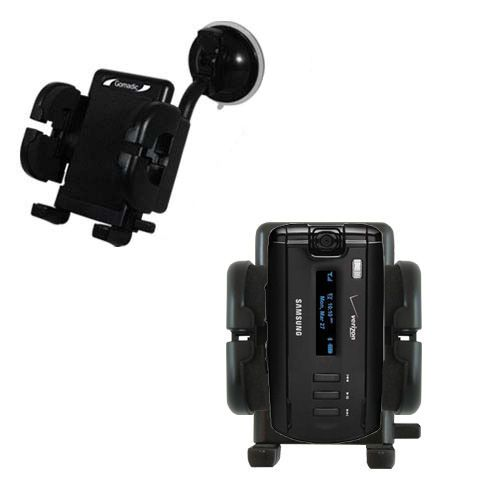 Windshield Holder compatible with the Samsung SGH-A930