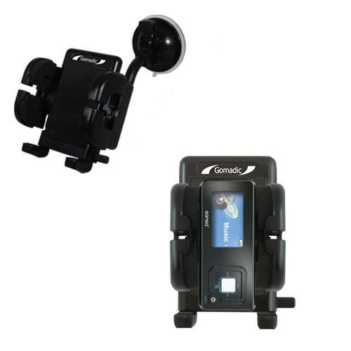 Windshield Holder compatible with the Sandisk Sansa c240