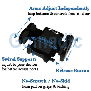 Universal Replacement Holder only - (attachments sold separately)